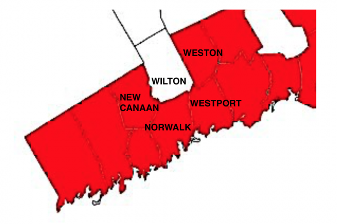 West Nile Virus Risk High, as Positive Mosquitos Found in Towns Surrounding Wilton