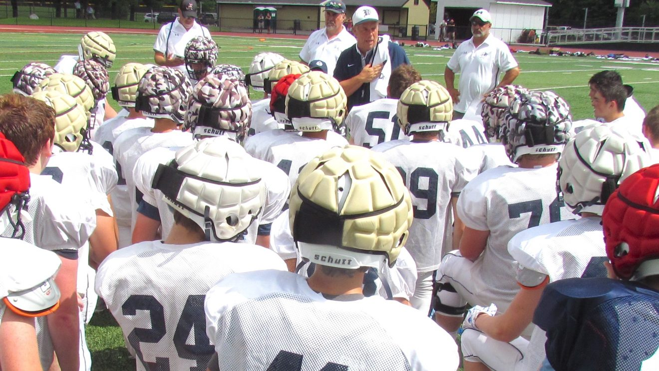 """The GMW Interview:  WHS Warriors' New Football Coach–""""It's a Privilege to be Part of this School"""""""