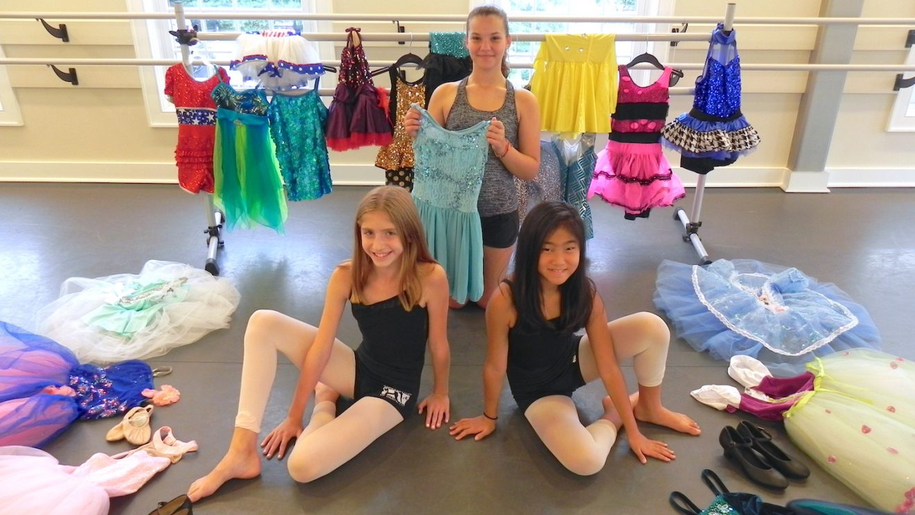 Bringing Dance to Others in Need, through Dance Apparel Collection