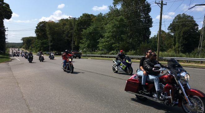 CT United Ride to Roar Through Wilton this Weekend