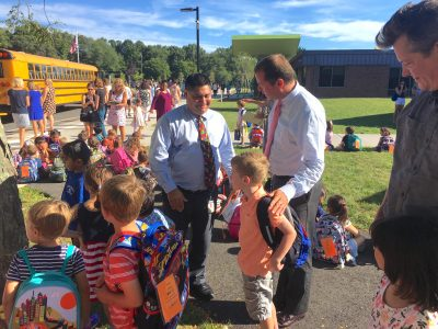 First day of school 2018 M-D_6238