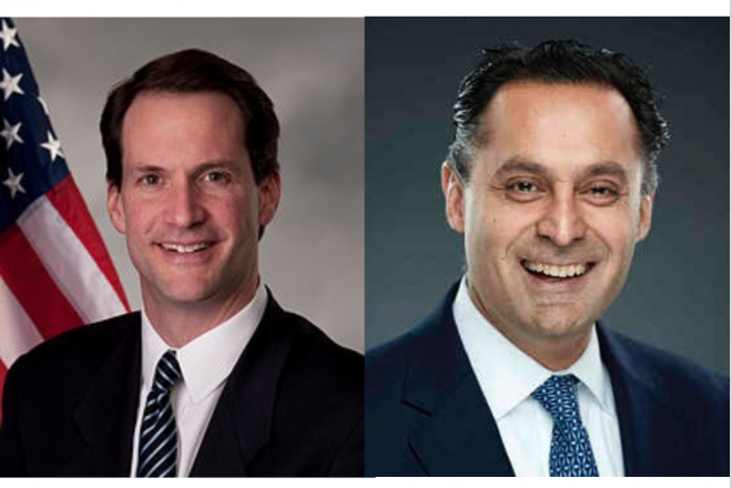 Wilton to Host Debate between Himes and Arora for 4th Congressional District Race