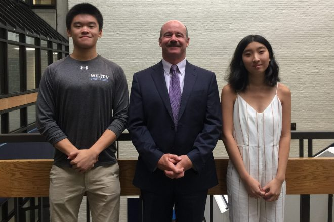 Two WHS Seniors Announced as National Merit Scholar Finalists