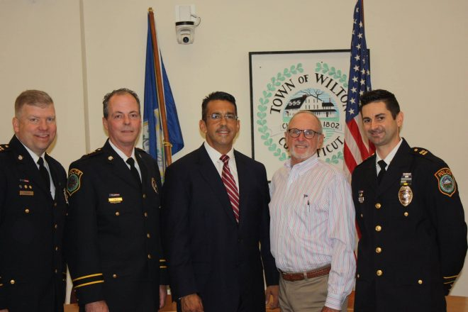 Wilton Police Department Welcomes New Officer