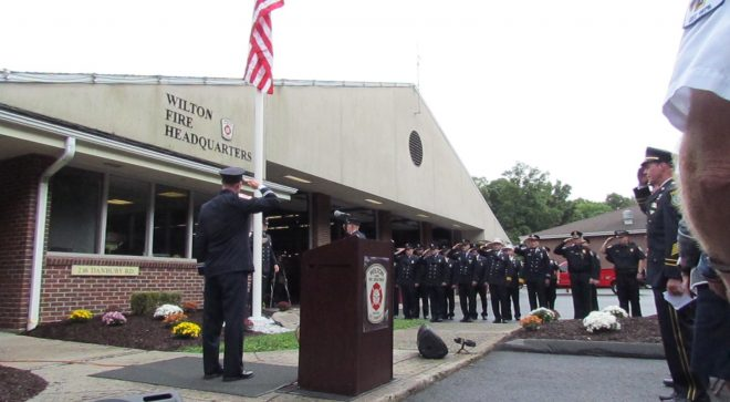 Wilton Fire Department to Hold 9/11 Memorial Ceremony