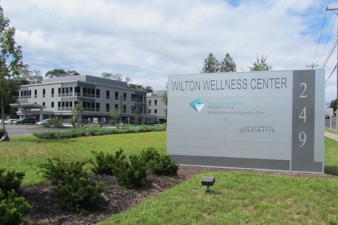 Inside the Wilton Wellness Center and Western CT Medical Group