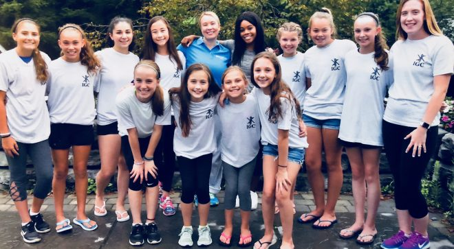 Wilton YMCA Gymnastics Reaches for New Heights