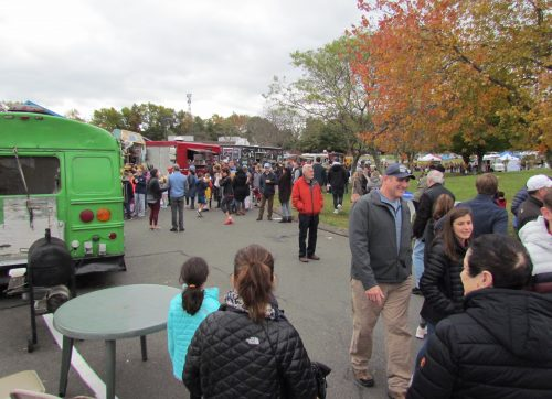 PHOTOS:  Wilton Food Truck Festival Attracts 2,000 People