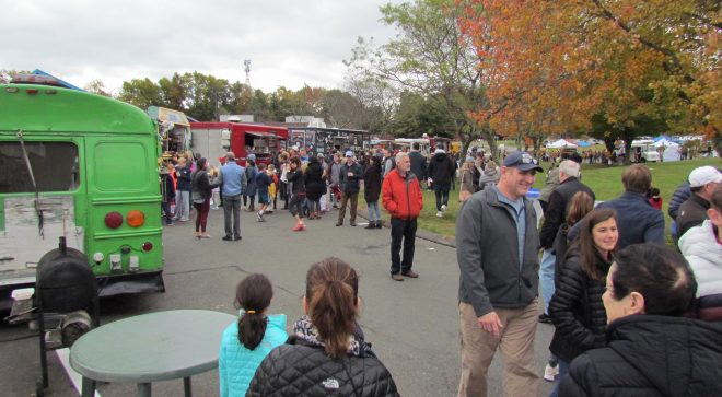 Trackside Hopes August Wilton Food Truck Festival will Drive Help for Financial Challenges