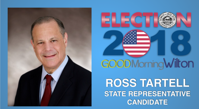 Election2018 Candidate OP-ED:  Ross Tartell, State Representative