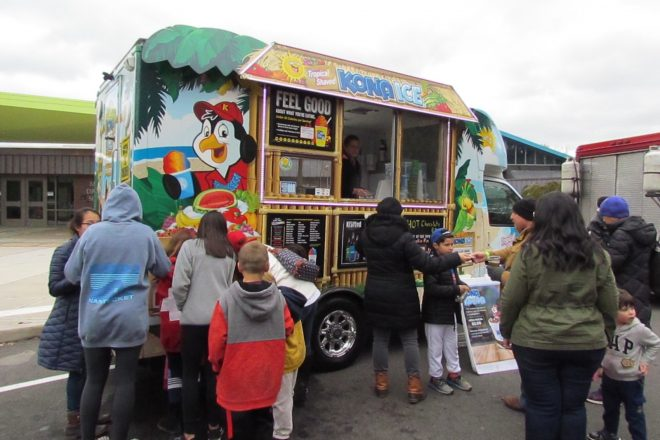 Meals on Wheels in Wilton at this Weekend's Food Truck Festival