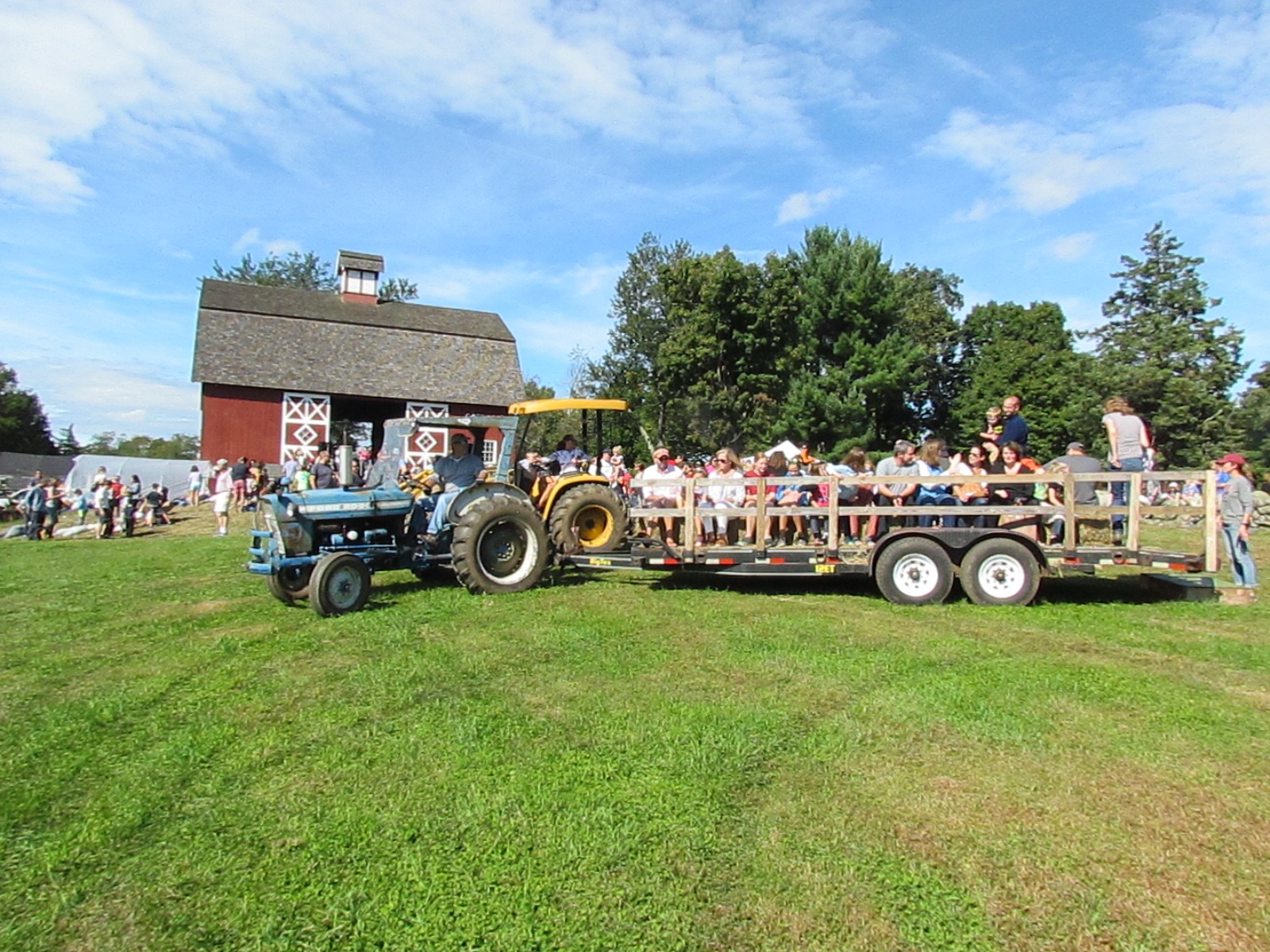 Usher in Fall at Ambler Farm Day this Weekend!