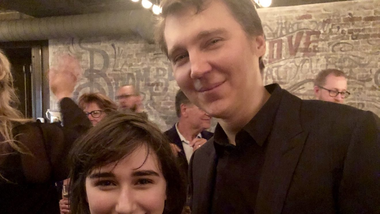 Wilton's Paul Dano Was Destined for Fame–and Now Possibly OSCAR