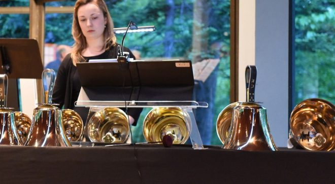 Music on the Hill Bell Ensembles Concert