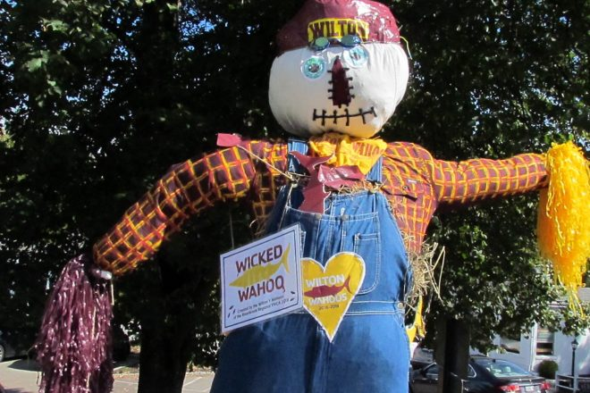 Wilton Scarecrow Fest to Return for 2019–Chamber Welcomes Entries