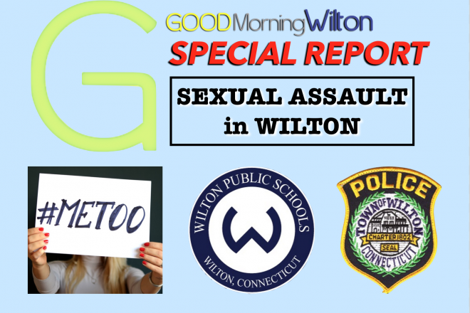 SPECIAL REPORT:  Sexual Assault in Wilton–Resources