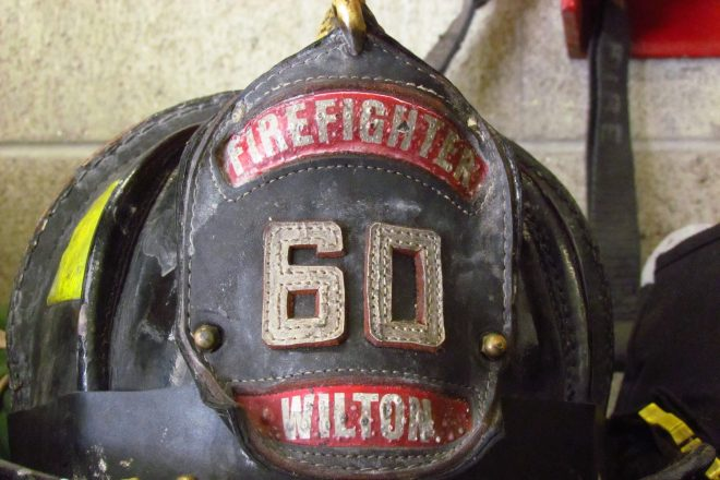Fire Prevention Week Message from Wilton FD
