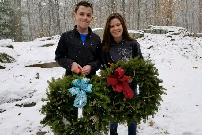 Tickets On Sale Soon for Woodcock's Annual Sell-Out Wreath Festival