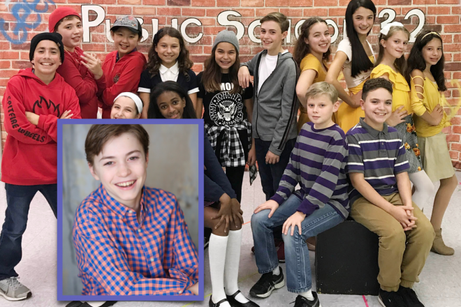 Wilton Actor, Age 13, Stars Onstage in Role with Anti-Bullying Message