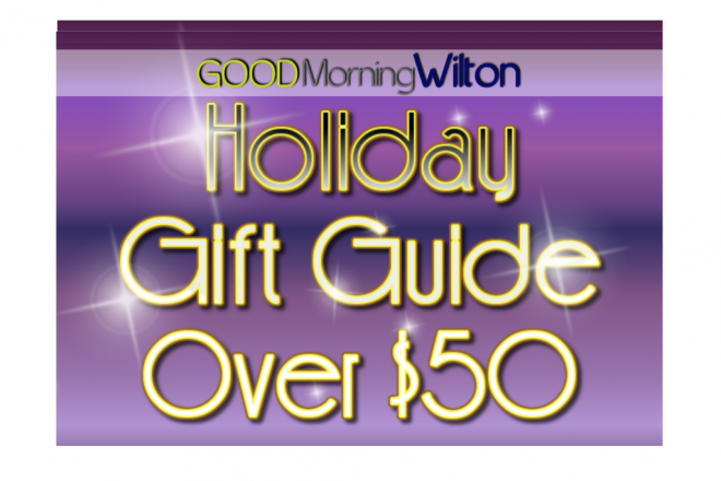 GMW's 2018 Holiday Gift Guide:  Gifts for $50 and Up