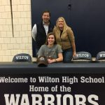 Julia Skillin with family - Lehigh