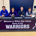 WHS Senior Boys - National Signing Day