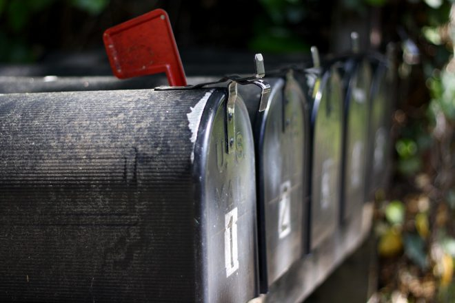 Mail Theft on the Rise, Say Wilton Police, and Holiday Season is Prime Time