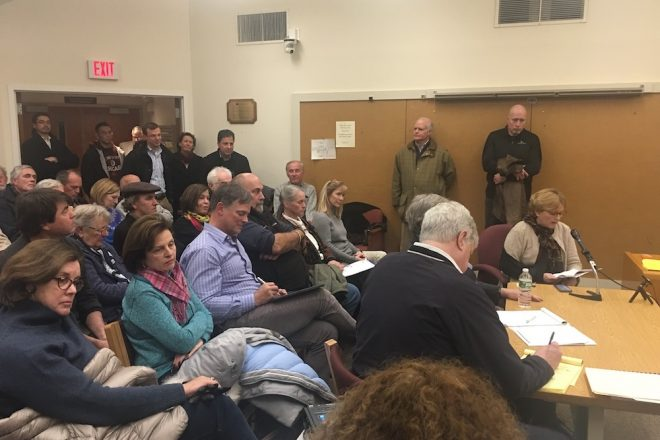 Standing Room Only at P&Z for Discussion on 'Agritourism' and Millstone Farm