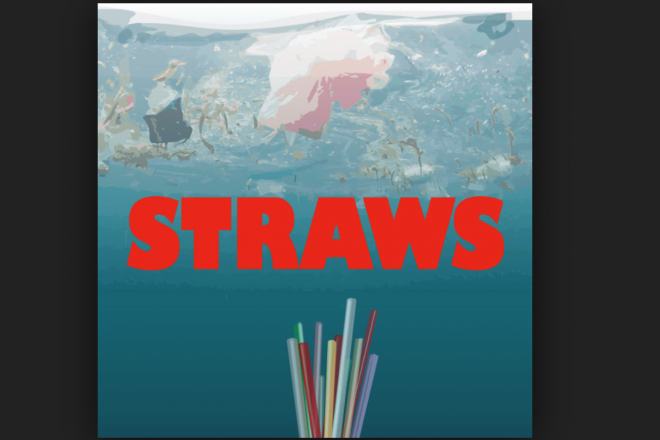 'Straws' Documentary, Taking Aim at Plastic Pollution, to be Screened in Wilton