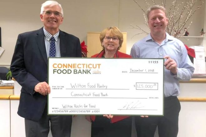 Gift of the Season:  What it Means to Hand Over $125,000