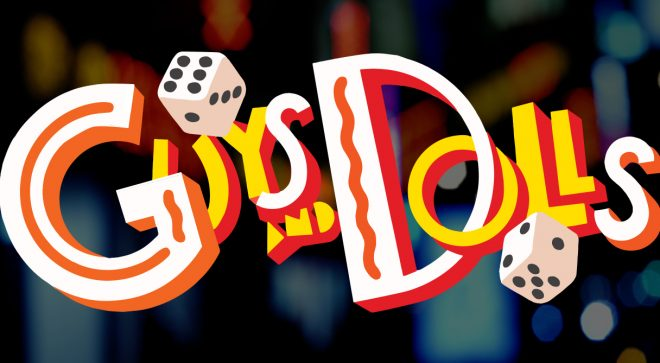 """""""Guys and Dolls"""" at The Wilton Playshop"""