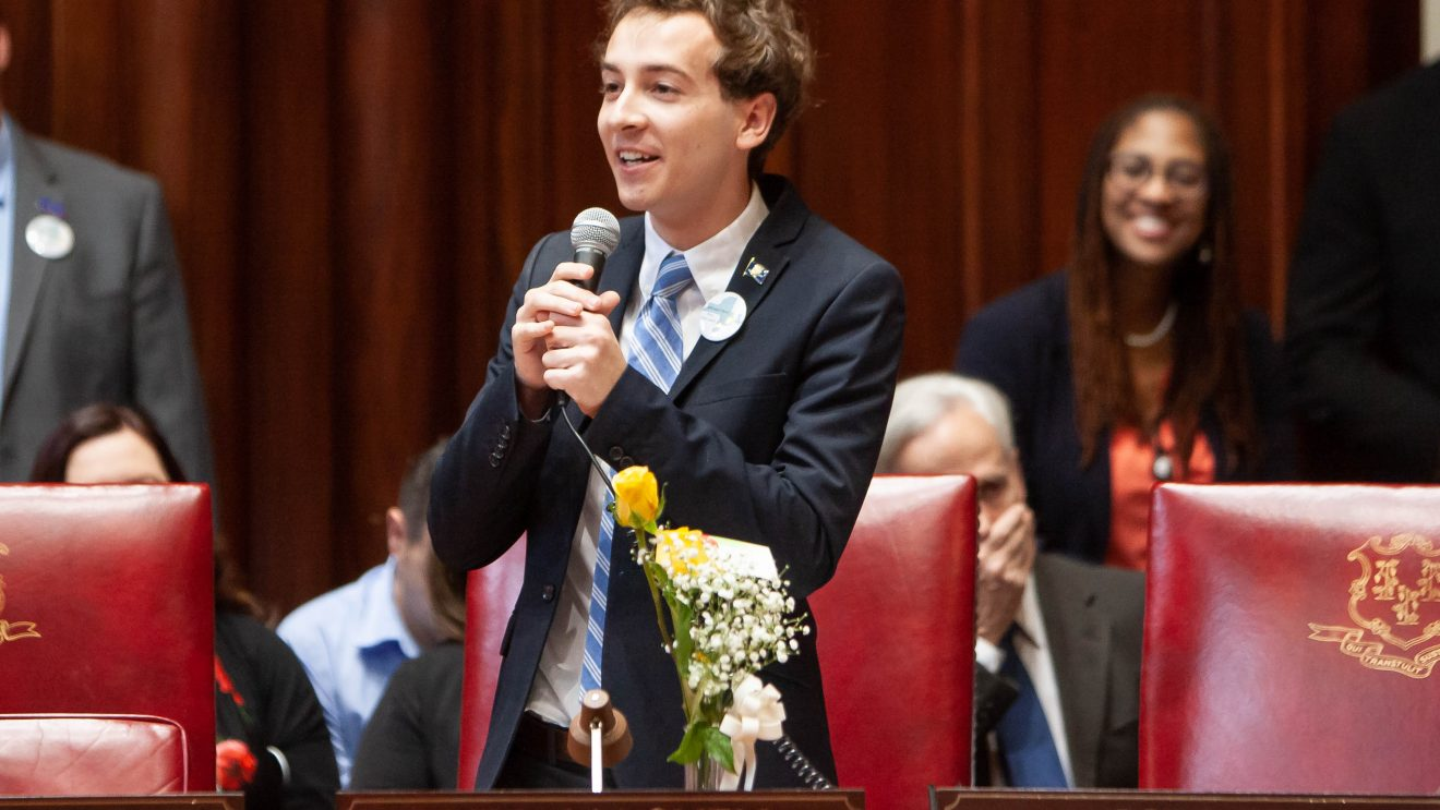 EXCLUSIVE 2-Parter Q&A with Wilton Legislators:  State Sen. Will Haskell (D-26)