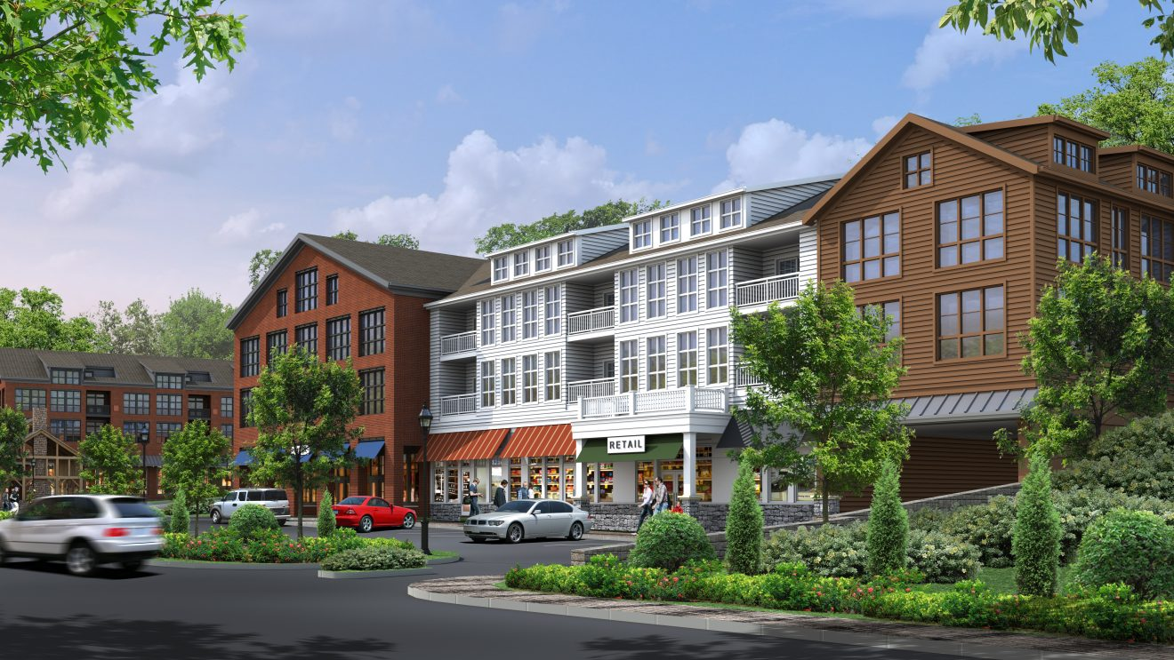 See Wilton Heights' Final Mill-Style Renderings, to be Shown at P&Z Closing Hearing–Tonight