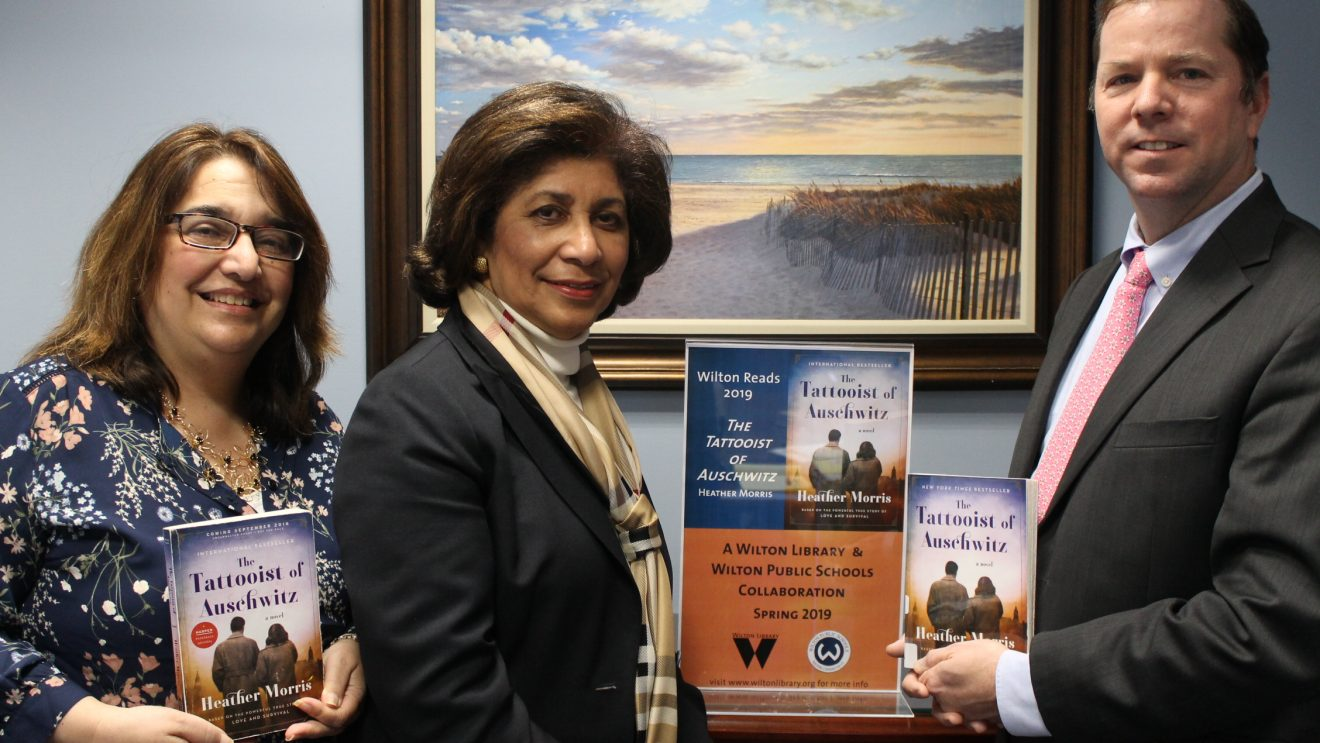 """Library and Wilton Schools Reveal Holocaust Novel as """"Wilton Reads"""" Book Choice"""