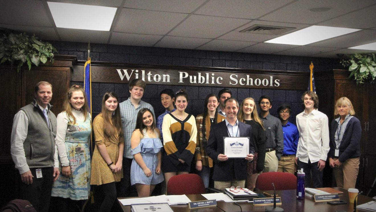 BOE Presents 2nd Salute to Excellence Award
