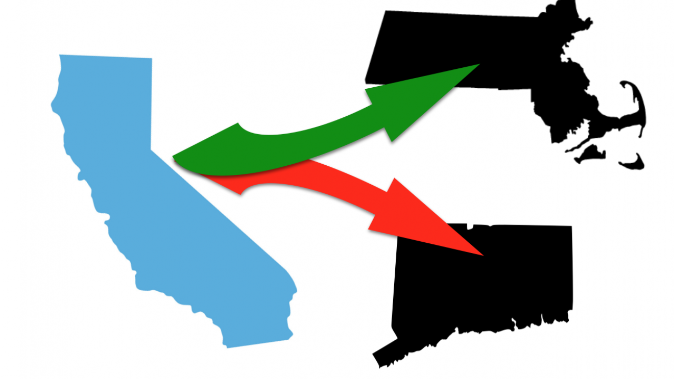 Letter from Calif:  With School Consolidation Threat, We May Move to Mass. Over CT