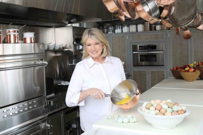 SOLD OUT:  Wilton Library Welcomes Lifestyle Expert Martha Stewart