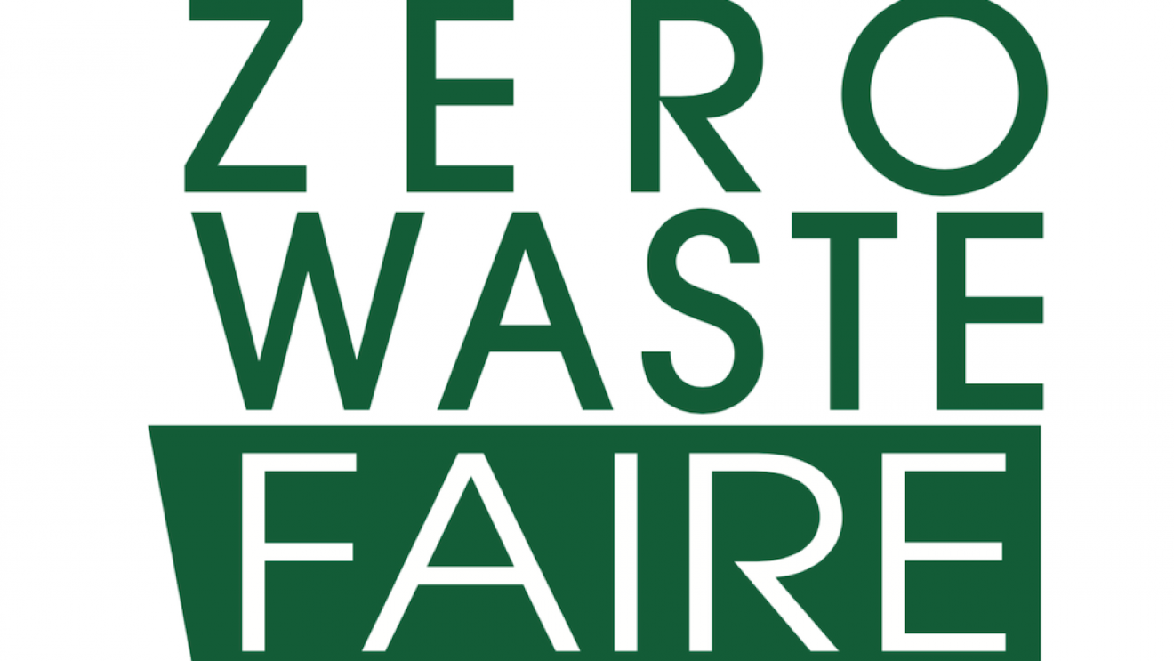 Your Guide to this Weekend's Zero Waste Faire