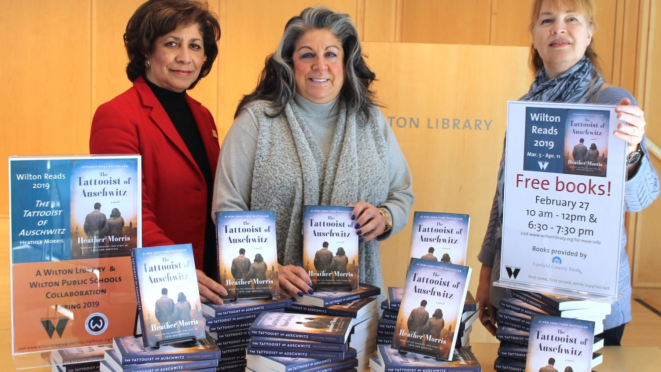 Book Giveaway Kicks Off Wilton Library's Wilton Reads–See the Whole Schedule