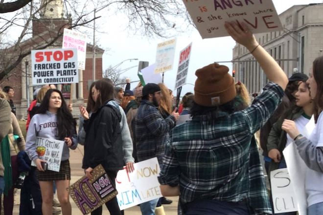 "[OP-ED]  WHS Senior:  ""Why I Joined Friday's Student Climate Strike"""