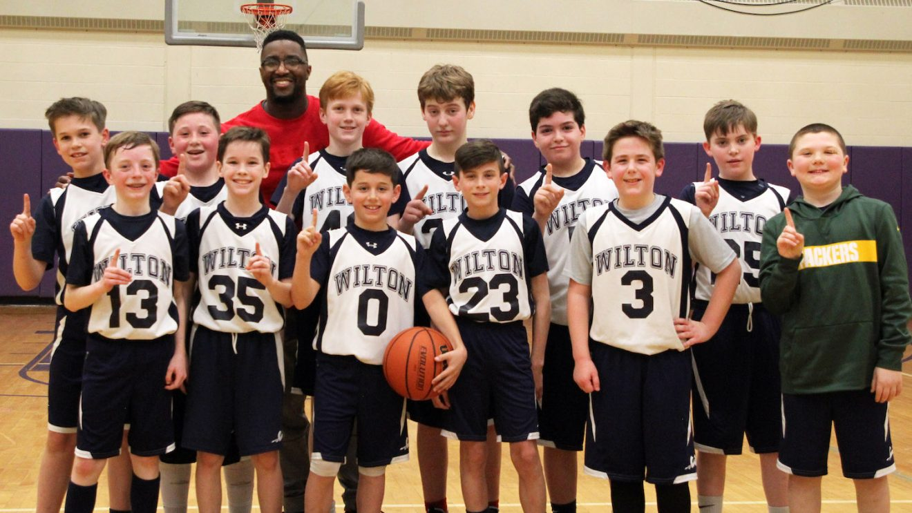 Wilton Youth Sports Roundup:  March 2-3, 2019–Youth Basketball Playoff Wins
