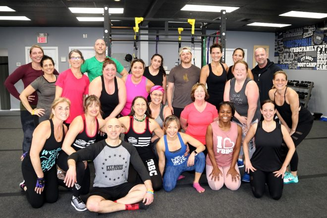 Fit Body Boot Camp Opens in Wilton Center