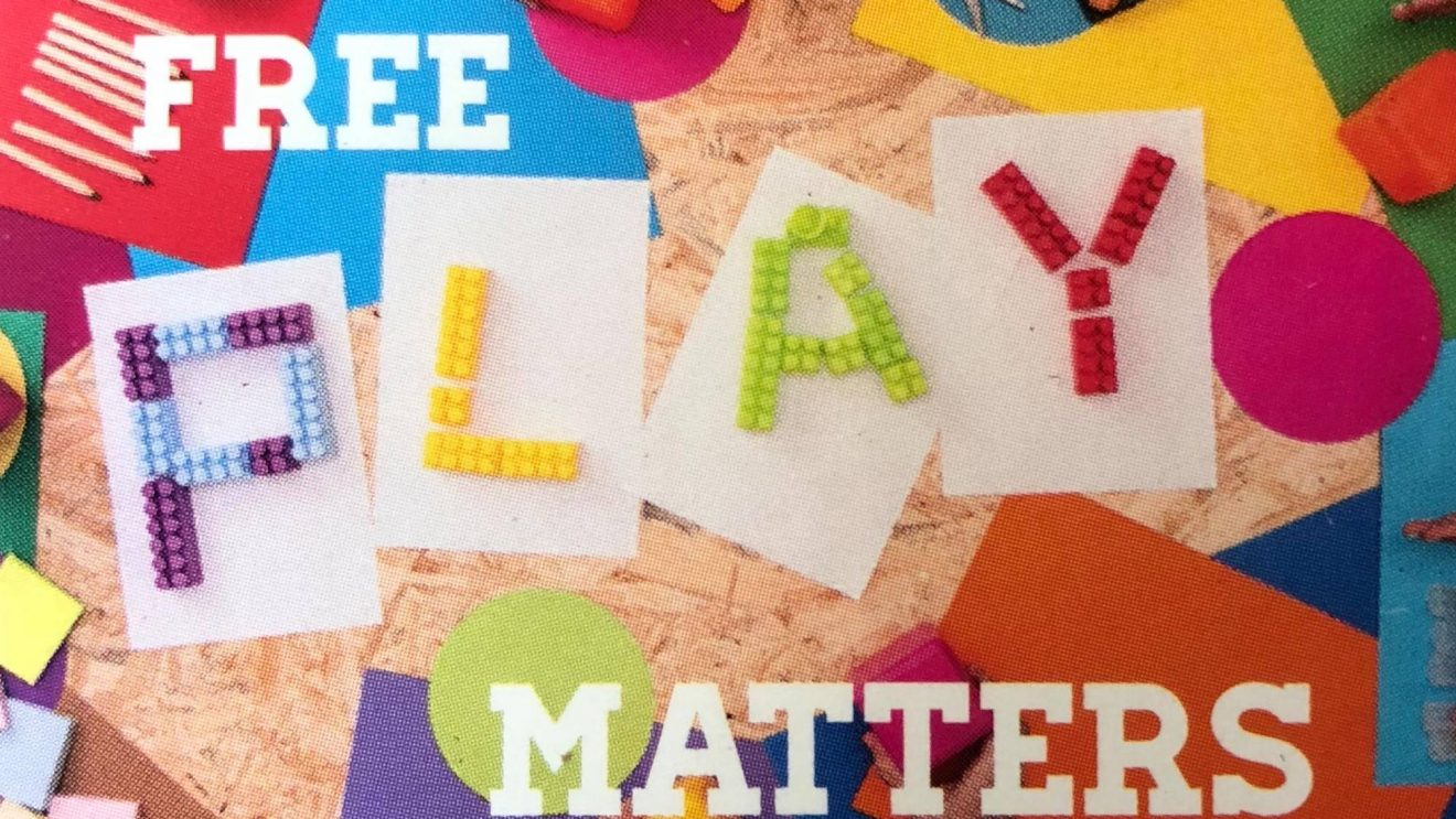 Wilton Included in 'Psychology Today' Article on Restoring Children's Play