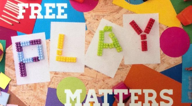 Free Play Matters Task Force Update:  Opportunities for Old-Fashioned Play