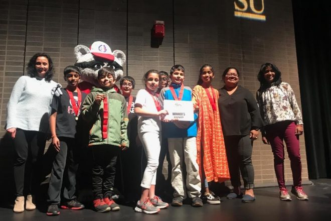 Wilton Teams Succeed at Odyssey of the Mind