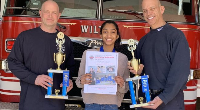 Wilton Students Win Awards at 2019 CT Science & Engineering Fair