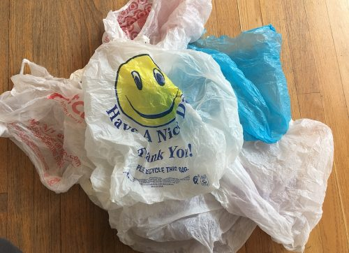 Should Plastic Bags be Banned in Wilton? [POLL]