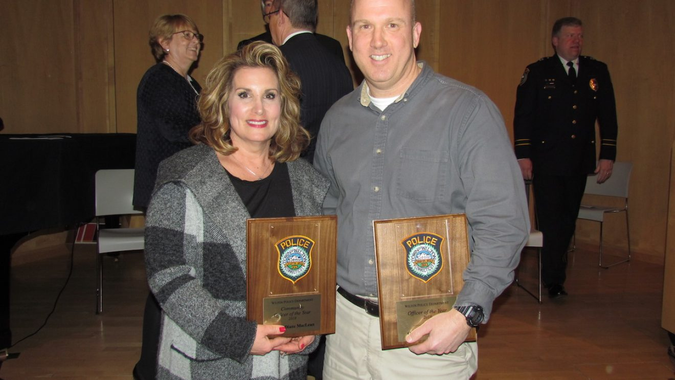School Resource Officers Win Top Police Awards, Others Recognized at Ceremony