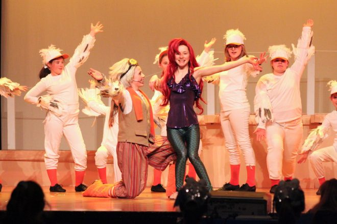 "Wilton Children's Theater's ""The Little Mermaid"" Swims Ashore This Weekend"