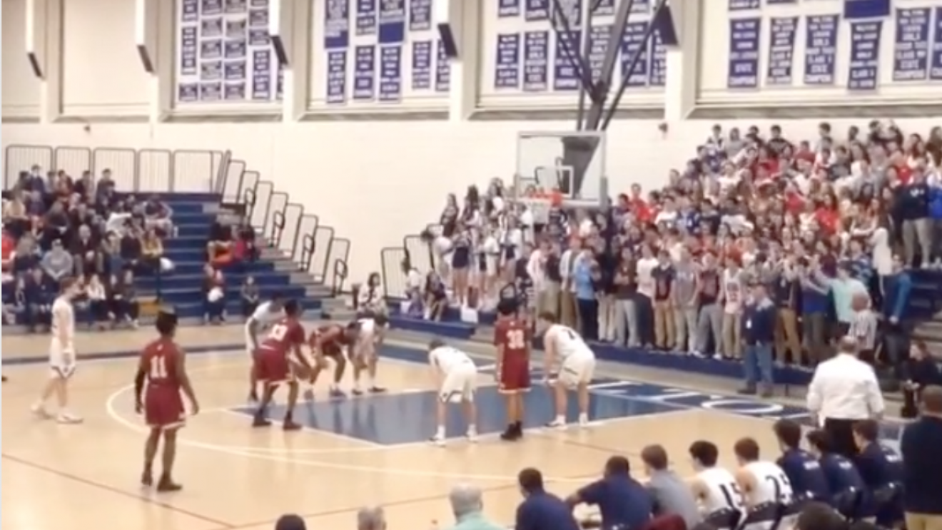 Racism Accusations Follow Chants Made by Wilton Students at Basketball Game